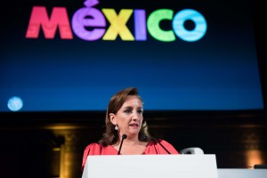 Mexico at The Natural History Museum London Press Conference and Party